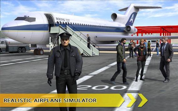 City Airport Super Flights 3D screenshot 1