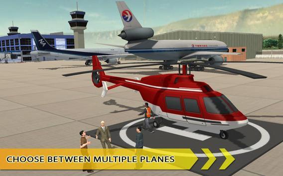 City Airport Super Flights 3D screenshot 7