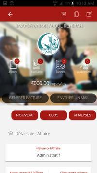 ONA AVOCAT screenshot 5