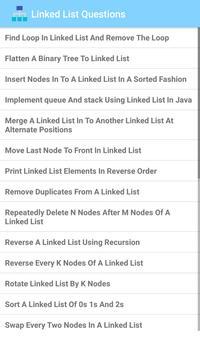 Data Structures screenshot 2