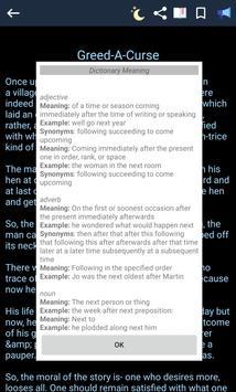 1 Schermata English Stories