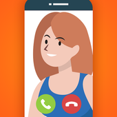 वनलाइव – दोस्त बनाएं और ऑनलाइन डेटिंग करें आइकन