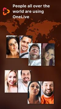 OneLive - Freunde finden und online daten Screenshot 4