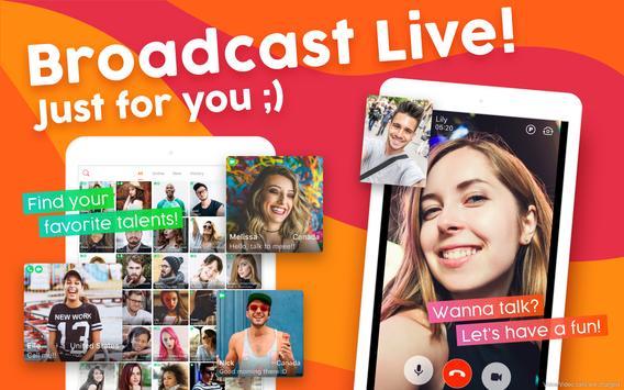 OneLive - Arkadaş Edinme ve Çevrimiçi Flört Ekran Görüntüsü 5