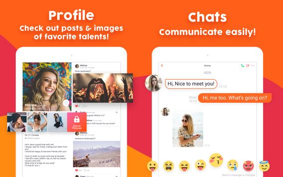 वनलाइव – दोस्त बनाएं और ऑनलाइन डेटिंग करें स्क्रीनशॉट 6
