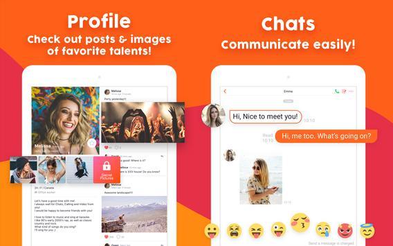 OneLive - Arkadaş Edinme ve Çevrimiçi Flört Ekran Görüntüsü 8