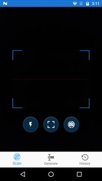 QR Code | Bar Code Scanner & Generator Free screenshot 1