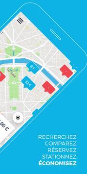 Onepark : Réservation de parkings screenshot 1