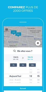 Onepark : Réservation de parkings screenshot 2