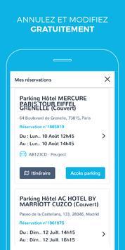 Onepark : Réservation de parkings screenshot 5