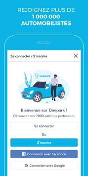 Onepark : Réservation de parkings screenshot 6