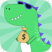 Money RAWR アイコン