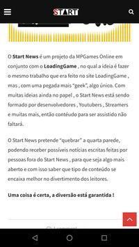 StartNews - O mundo geek em suas mãos! poster