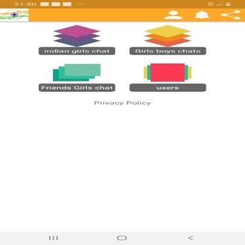 Online Indian Girls live Chat Meet screenshot 1
