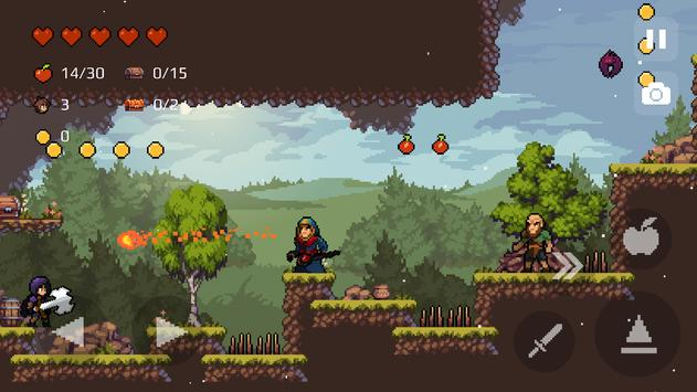 Apple Knight screenshot 1