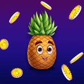 Icona Happy Pineapple