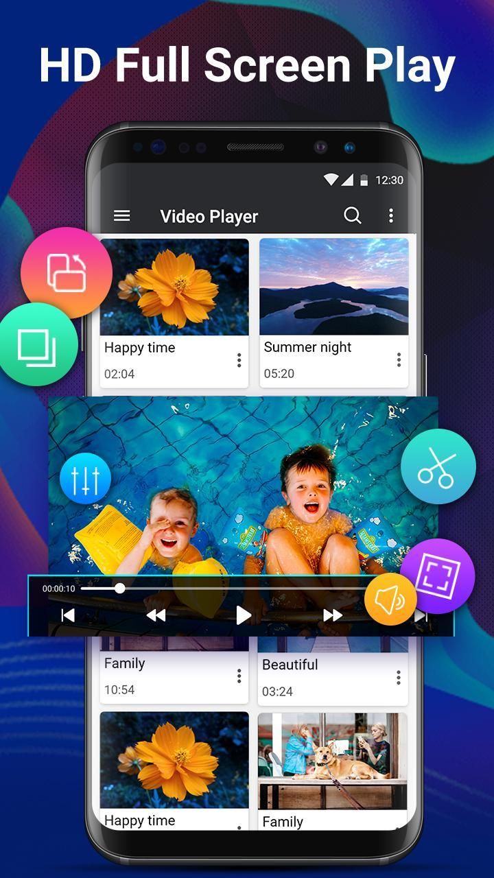 Video Player Pro - Full HD & All Formats& 4K Video for Android - APK Download