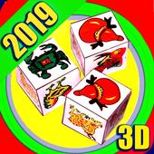 bau cua 2019 icon
