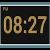 Icona Orologio digitale a LED