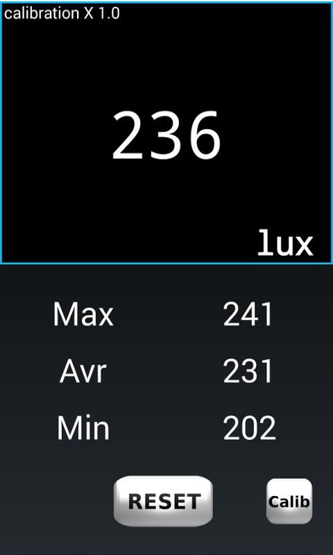 APPLICATION LUXMETRE TÉLÉCHARGER