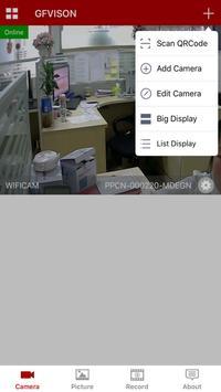 GFVISION screenshot 1