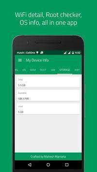 My Device Info 스크린샷 4