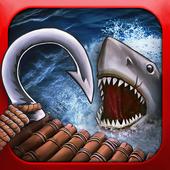 Raft Survival: Supervivencia en balsa - Nomad icono