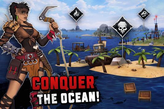 筏子上的生存: Survival on Raft - Ocean Nomad 截圖 4