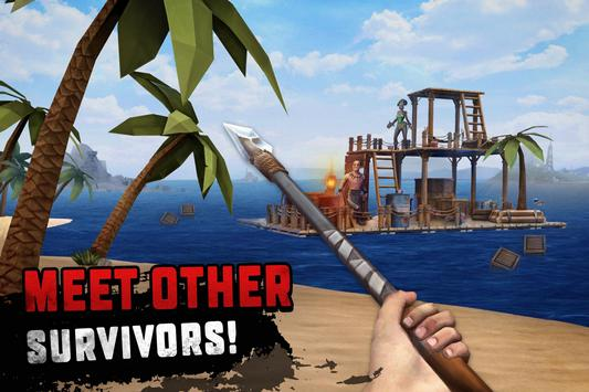 Survival on Raft: Ocean Nomad - Simulator for Android - APK Download