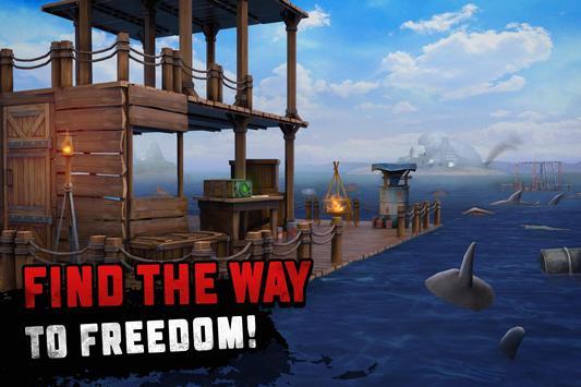 Raft Survival: Ocean Nomad - Simulator screenshot 16