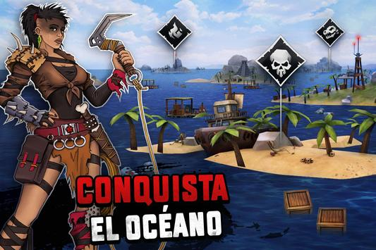 Raft Survival: Supervivencia en balsa - Nomad captura de pantalla 5