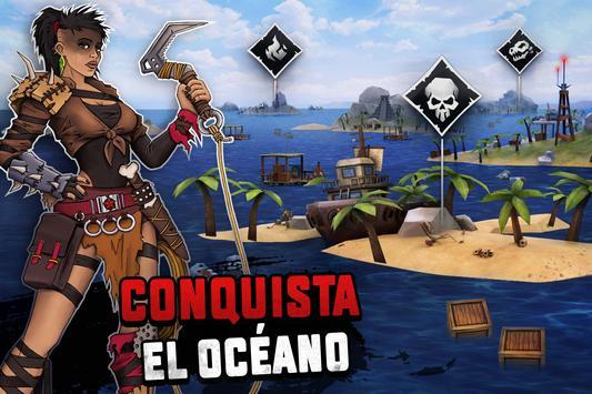 Raft Survival: Supervivencia en balsa - Nomad captura de pantalla 12