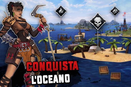 12 Schermata Raft Survival: Sopravvivenza su zattera - Nomad