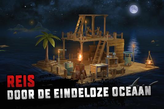 Raft Survival: Overleven op een vlot screenshot 7