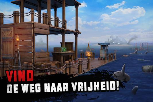 Raft Survival: Overleven op een vlot screenshot 2