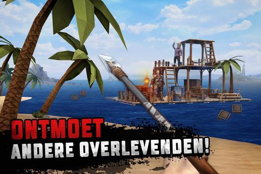 Raft Survival: Overleven op een vlot screenshot 3