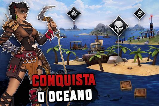 Raft Survival: Sobrevivência em jangada - Nomad imagem de tela 19