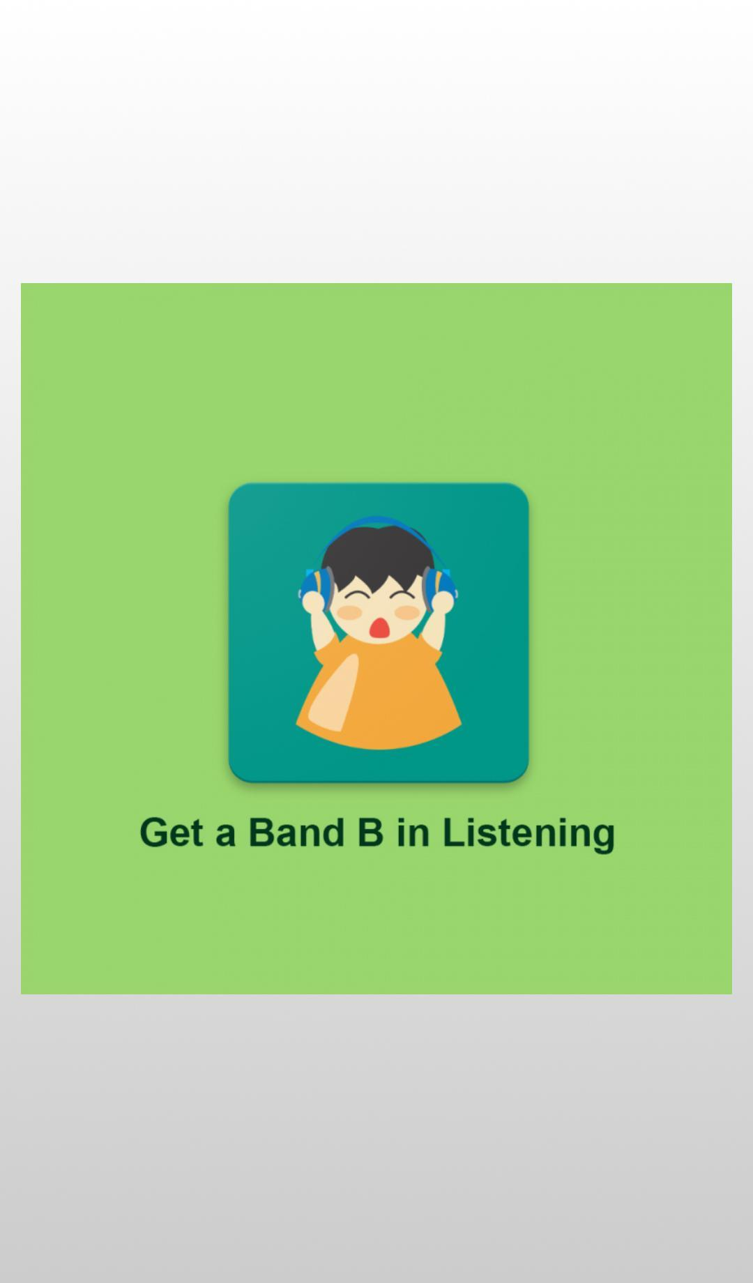 OET Listening Tests-Questions & Answers for Android - APK