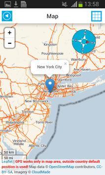 World Offline Map Earth Guide screenshot 13