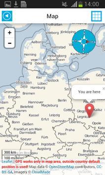 World Offline Map Earth Guide screenshot 2