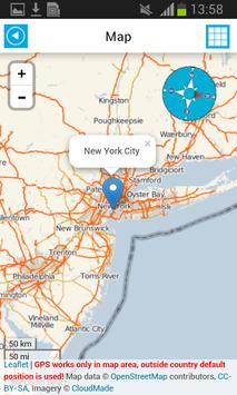 World Offline Map Earth Guide screenshot 5