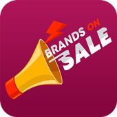 Brands on Sale - Online Shopping, Deals & Offers icon