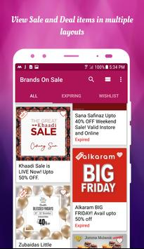 Brands on Sale - Online Shopping, Deals & Offers screenshot 2