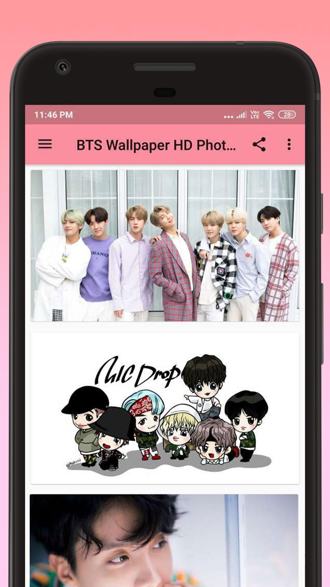 BTS Wallpapers 20 HD for Android   APK Download