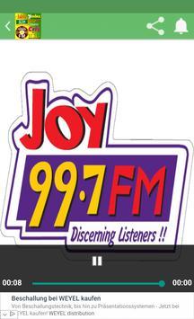 Peace 104.3 FM, Ghana Radio Stations, GhanaWeb screenshot 7