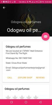 Oil perfumes screenshot 4