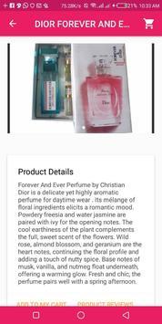 Oil perfumes screenshot 6