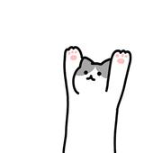 にゃーん!猫ジャンプ アイコン