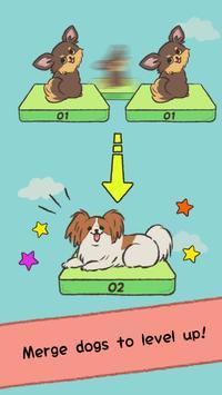 可愛的狗 - 收集盡可能多的狗- 截圖 1