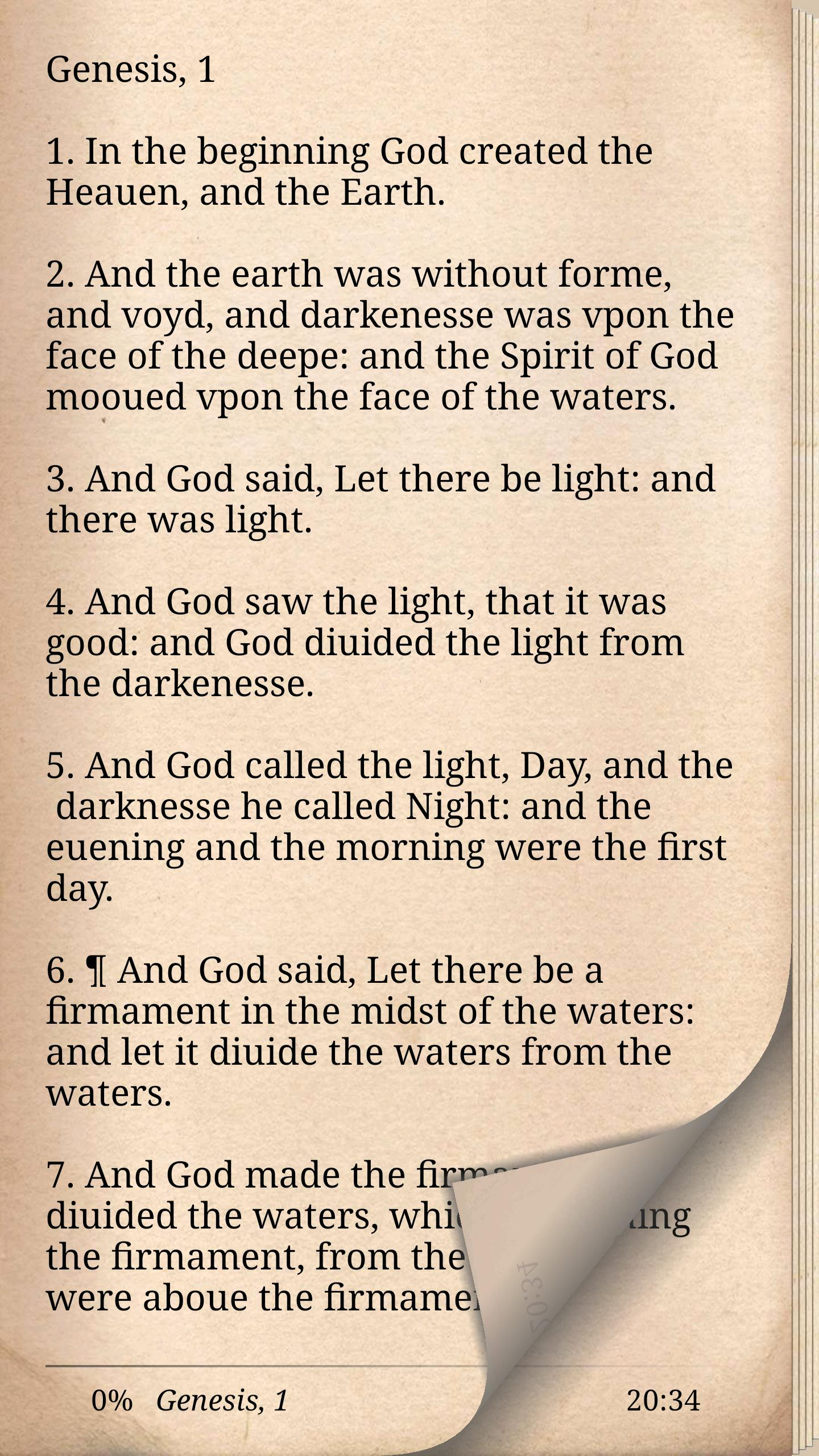 1611 King James Bible Version for Android - APK Download